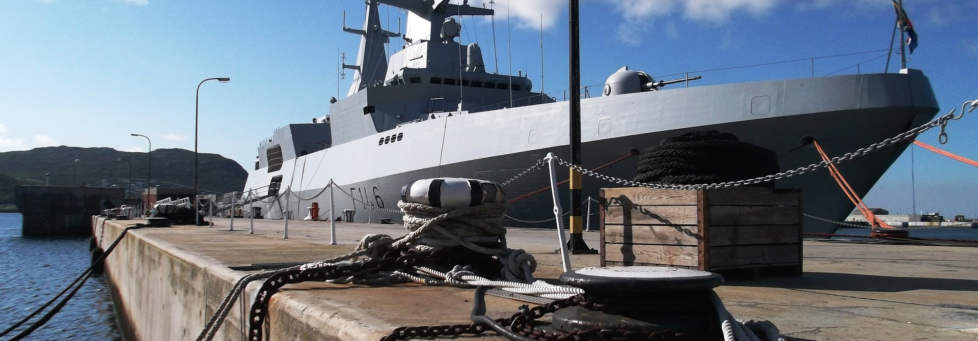 Naval Defence